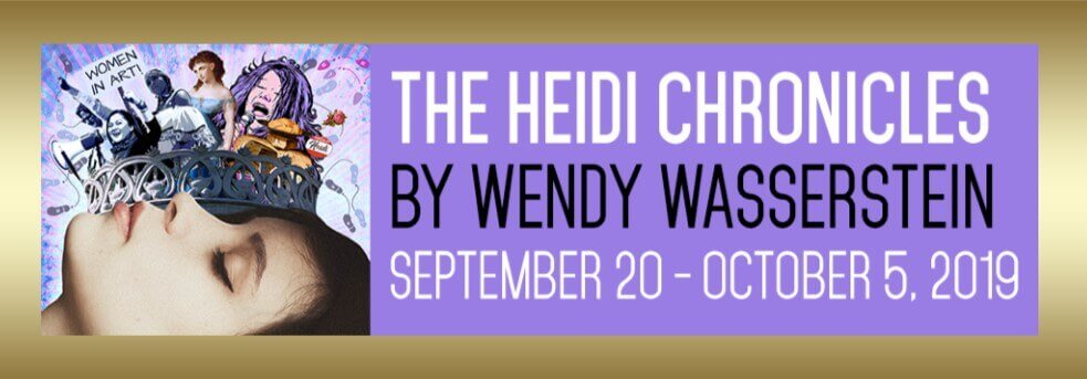 The Heidi Chronicles - Alumnae Theatre - banner 2