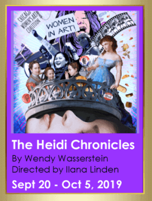 The Heidi Chronicles - poster