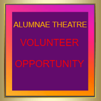 Volunteer Opportunity - icon - Alumnae Theatre Company